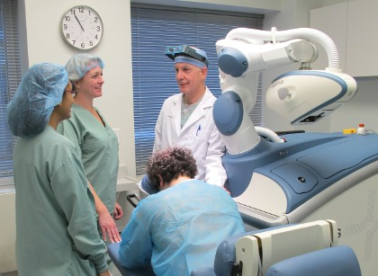 ARTAS Robot for FUE at Bernstein Medical