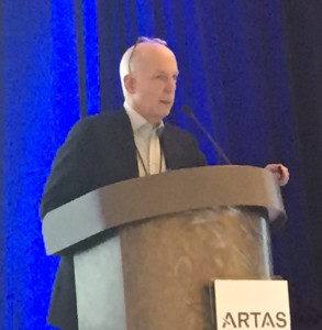 Dr. Bernstein Presenting at the 2016 ARTAS User Group Meeting